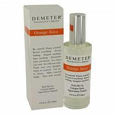 Buy Demeter Orange Juice Cologne Spray By Demeter