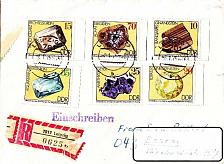 Buy GERMANY DDR [1974] MiNr 2006-11 ( Brief )
