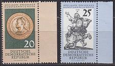 Buy GERMANY DDR [1960] MiNr 0791-92 ( **/mnh ) Kunst