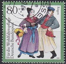 Buy GERMANY BUND [1993] MiNr 1696 ( O/used ) Trachten