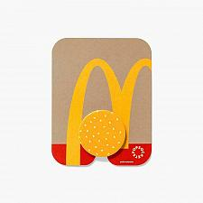 Buy New McDonald Sesame Seed PopSockets® Limited cellphone phone Free Shipping