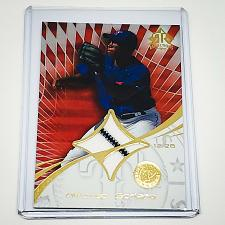 Buy MLB ALFONSO SORIANO TEXAS RANGERS 2004 UPPER DECK REFLECTIONS PINSTRIPE JERSEY