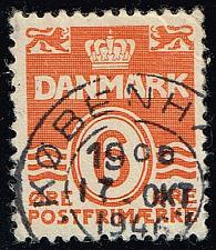 Buy Denmark **U-Pick** Stamp Stop Box #155 Item 84 (Stars) |USS155-84XRS