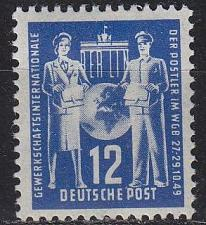 Buy GERMANY DDR [1949] MiNr 0243 ( */mh ) Post