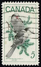 Buy Canada #478 Gray Jays; Used (3Stars) |CAN0478-03XRS