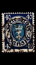Buy GERMANY REICH Danzig [1924] MiNr 0199 xa ( OO/used )