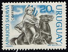 Buy Uruguay **U-Pick** Stamp Stop Box #158 Item 97 |USS158-97