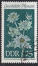 Buy GERMANY DDR [1969] MiNr 1460 ( OO/used ) Blumen