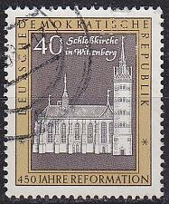 Buy GERMANY DDR [1967] MiNr 1319 ( OO/used ) Bauwerke