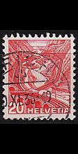 Buy SCHWEIZ SWITZERLAND [1936] MiNr 0301 yI ( O/used ) Landschaft