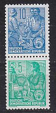 Buy GERMANY DDR [1957] MiNr 0577 SZd7 ( **/mnh )