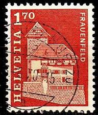 Buy SCHWEIZ SWITZERLAND [1966] MiNr 0832 ( O/used ) Architektur