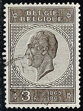 Buy Belgium #638 King Leopold I; Used (0.25) (4Stars) |BEL0638-03XRS