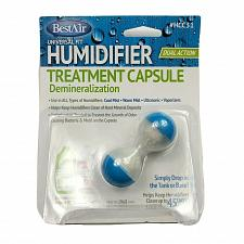 Buy Bestair Humidifier Cleaner Treatment Capsule HCC31 Demineralization Dual Action