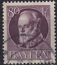 Buy GERMANY Bayern Bavaria [1916] MiNr 0103 II A ( O/used )