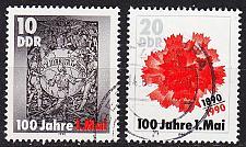 Buy GERMANY DDR [1990] MiNr 3322-23 ( OO/used )