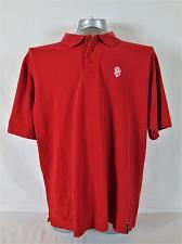 Buy SOUTH POLE mens XL SHORT SLEEVE RED POLO GOLF SHIRT (Q)
