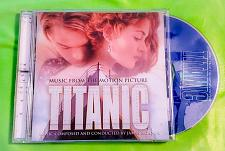 Buy TITANIC MOTION PICTURE SOUNDTRACK COMPACT DISC GD/VG
