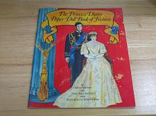 Buy 1982 The Princess Diana Paper Doll Book of Fashion UN-CUT 2 dolls