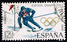 Buy Spain **U-Pick** Stamp Stop Box #158 Item 16 |USS158-16