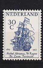 Buy NIEDERLANDE NETHERLANDS [1957] MiNr 0698 ( **/mnh ) Schiffe