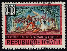 Buy Haiti #581 Caiman Woods; Used (0.25) (3Stars) |HAI0581-03XVA