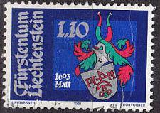 Buy LIECHTENSTEIN [1981] MiNr 0769 ( O/used ) Wappen