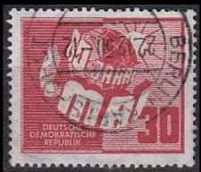 Buy GERMANY DDR [1950] MiNr 0250 ( OO/used ) [02]