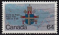 Buy KANADA CANADA [1984] MiNr 0926 ( O/used ) Religion