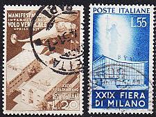 Buy ITALIEN ITALY [1951] MiNr 0830-31 ( O/used )