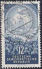 Buy GERMANY DDR [1954] MiNr 0424 ( OO/used )