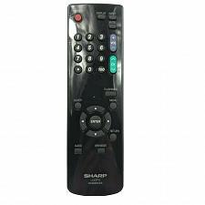Buy Genuine Sharp TV Remote Control LCDTV GA566WJSA Tested Working