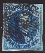 Buy BELGIEN BELGIUM [1851] MiNr 0004 Bx ( O/used ) [01]