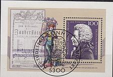 Buy GERMANY BUND [1991] MiNr 1571 Block 26 ( Sonder-O/used )