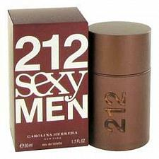 Buy 212 Sexy Eau De Toilette Spray By Carolina Herrera