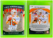 Buy NFL PEYTON MANNING INDIANAPOLIS COLTS 2019 PANINI PRIZM ALL AMERICAN #98 MINT