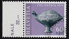 Buy SCHWEIZ SWITZERLAND [1974] MiNr 1034 ( O/used ) Pro Patria