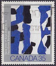 Buy KANADA CANADA [1981] MiNr 0800 ( O/used ) Kunst