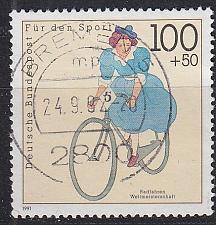 Buy GERMANY BUND [1991] MiNr 1500 ( O/used ) Sport