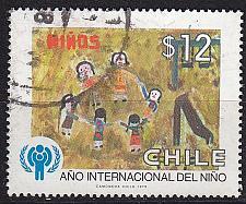 Buy CHILE [1979] MiNr 0915 ( O/used )