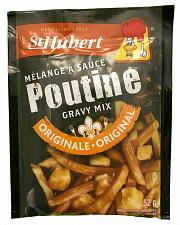 Buy 10 Pack St Hubert Poutine Sauce Gravy Mix Montreal.Quebec Canada! 50gr free ship