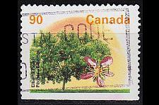 Buy KANADA CANADA [1995] MiNr 1499 Du ( O/used ) Pflanzen