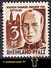 Buy GERMANY Alliiert Franz. Zone [RheinlPfalz] MiNr 0002 yv I ( **/mnh )