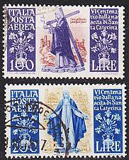 Buy ITALIEN ITALY [1948] MiNr 0744-45 ( O/used )