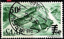 Buy GERMANY Saar [1947] MiNr 0238 II ( O/used ) [01]