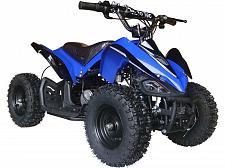 Buy Kids Outdoor Mini Quad ATV 24V Ride On Electric Battery Four Wheeler Boys Girls
