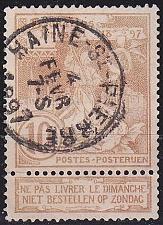 Buy BELGIEN BELGIUM [1896] MiNr 0065 ( O/used )