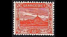 Buy GERMANY Saar [1921] MiNr 0059 ( **/mnh )
