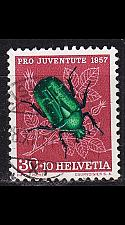 Buy SCHWEIZ SWITZERLAND [1957] MiNr 0651 ( O/used ) Pro Juventute