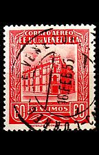 Buy VENEZUELA [1953] MiNr 0959 ( O/used ) Architektur